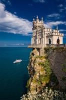 Замок «Ласточкино гнездо» (Фото: Royalty Free Stock Photos, Shutterstock)