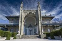 Воронцовский дворец (Фото: Pagina, Shutterstock)